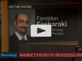 FGE's Fesharaki: Oil market outlook in wake of Iranian attack