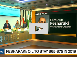 OPEC Cut Extension Was Priced In, Says FGE's Fesharaki