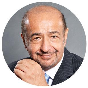 Dr. Fereidun Fesharaki- Chairman