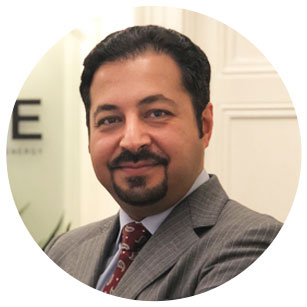 Dr. Iman Nasseri - Managing Director, Middle East, FGE London